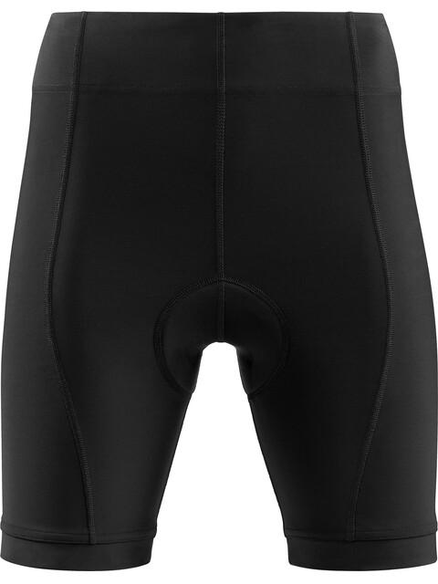 SQUARE Active - Culotte corto sin tirantes Mujer - negro
